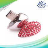 Mecanismo impulsor cristalino mega del flash del USB de la joyería del mecanismo impulsor de la pluma de Pendrive 2g 4G 8g 16g 32g 64G del amor del corazón de Fabrica del disco de U