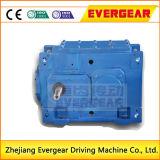Scatola ingranaggi ad alta potenza dell'asta cilindrica solida serie-parallelo di H con il motore innestato
