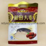 SGS anerkannter China-Lieferant nehmen kundenspezifische Ordnung und Imbiss-Reißverschluss-Nahrungsmittelplastiktasche an