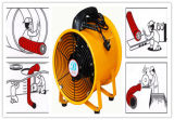 "Ventilateur d'extraction industriel industriel de 110 ""de 110"" Voltage"