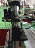 Saco macio plástico de alta velocidade super do punho do laço que faz a máquina