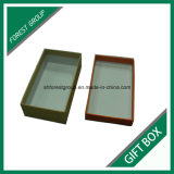 caixa de embalagem do papel do cartão de 2mm para o empacotamento do presente