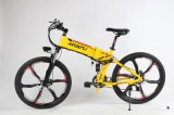 Big Power Hummer Battery Powered Folding Mountain E Bike