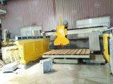 Wkq - 1200bridge viu a máquina de estaca de pedra para o bloco médio da espessura