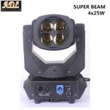 4X25W LED Superträger-Licht