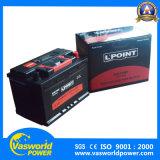 La mejor batería de coche de Vasworldpower frecuencia intermedia califica la venta al por mayor europea de la batería de coche