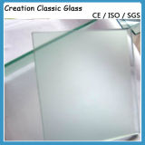 セリウムが付いている建物の窓ガラスのための曇らされたフロートガラス