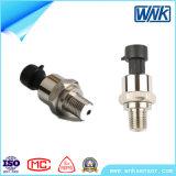 Внутреннеприсущий безопасный датчик давления воды воздуха топливного бака с выходом 4~20mA/0~5V/Spi/I2c