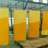 Mehrfarbenaluminiumpanel für Tankstelle-Umhüllung-Dekoration