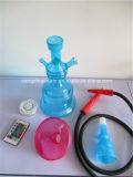 Narguilé Shisha, pipe de fumage en verre