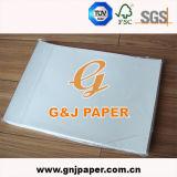 papel de transferência 100GSM térmico na folha para a impressão