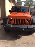 Parrilla de la alta calidad para el Wrangler Jk Sáhara Rubicon del jeep