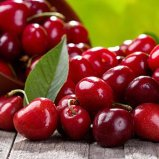 Anthocyanidins het Poeder van het Fruit van de Zwarte Kers van 1% tot van 25%/het Uittreksel van de Zwarte Kers