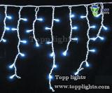 Luces del carámbano de la decoración LED de la Navidad del OEM