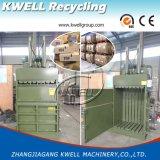Vertikale hydraulische Presse-Ballenpresse/Papier-/Karton-/Flaschen-Verpackungsmaschine