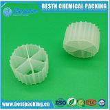 Bio- media di Mbbr del filtro dalla plastica K1 K3 Kaldnes per lo stagno
