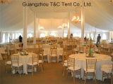 Grande tente en aluminium décorée classique de noce pour plus de 500 personnes