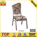 Hot Sale Hotel Furniture Stackable Banquet Chair para Venda Usado