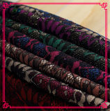 Ткань Дубай платья вечера шнурка хлопка Nylon