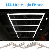 DIY 연결 LED 선형 빛 또는 사무실 빛 또는 천장 빛 또는 관