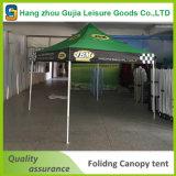 10X10FT Drucken-Kabinendach-Festzelt-im Freien faltendes Zelt