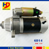 24V 11t 6D14 Anlasser-Motor für Mitsubishi