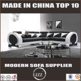 Diseños determinados L moderno sofá del sofá de la dimensión de una variable