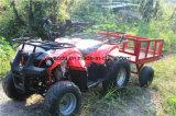 Azienda agricola elettrica ATV di alta qualità rossa 4X4