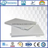 Revêtement solide en aluminium de façade de panneau
