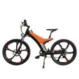 새로운 모양 지어진 E 자전거, 전기 산악 자전거