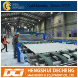 La mejor cadena de producción de la tarjeta del techo del yeso de la calidad de China