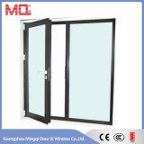 Deur van het Glas van Exexternal van het aluminium de Openings
