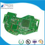 Circuit de carte de 10 de couche de l'ENIG composantes électroniques de carte pour le contrôle industriel