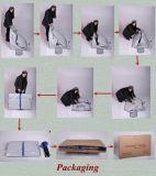 セリウムのSasoの携帯用ホームサウナ袋、グループのサウナの浴室