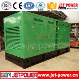 7kw Genset diesel insonorizzato con la monofase del generatore del motore della Perkins