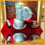 Boîte de vitesse de réducteur d'engrenage à vis sans fin d'élévateur de construction