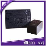 Erstklassiger Punkt-UVpappgeschenk-Kasten, der für Haar mit Hülse verpackt