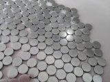 N35等級6.5*1.5mmのスピーカーの磁石亜鉛コーティングは磁気または磁気なしにである場合もある