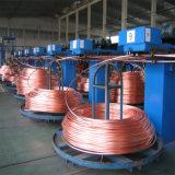 Oxygen-Free銅の棒Fのための上向きの連続鋳造システム