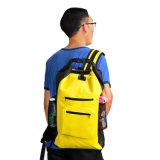 Sac sec de flottement campant de sac à dos imperméable à l'eau du modèle 2017 neuf