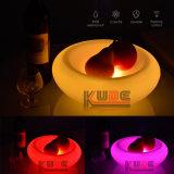 Cassetto della frutta illuminato LED impermeabile con il periferico utilizzato nel ristorante/festa di Natale dell'hotel della barra