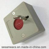 Tasto di plastica dell'uscita con luminoso con la base (SBM1)