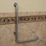 L штанга самосхвата ливня ванной комнаты Disable нержавеющей стали формы