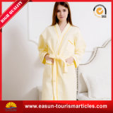 ポリエステル羊毛のホテルの浴衣の綿5の星のホテルの浴衣