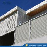Plantage-Blendenverschluss-Luftschlitz-Aluminiummit luftschlitzenblendenverschlüsse