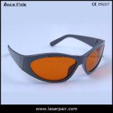 フレーム55との532nm及び1064nmレーザーの保護Eyewear (GTY 200-540nm及び900-1100nm)のための高い光学濃度