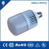 Bulbos do diodo emissor de luz da superpotência de E27 E40 110V-220V 40W 60W 100W T80