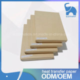Бумага передачи тепла Inkjet тенниски хлопка темноты/цвета
