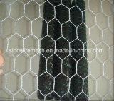 Гальванизированная сетка мелкоячеистой сетки/шестиугольное плетение провода