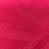 옥외 의복을%s 20d*30d 나일론 다이아몬드 유형 격자 자카드 직물 직물